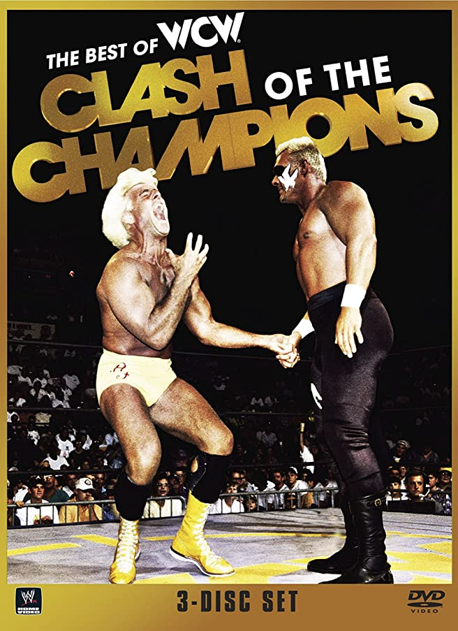 ジャンル想起教えWwe: Wcw Clash of the Champions [DVD] [Import]