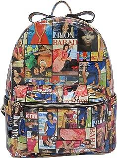 Michelle Obama Magazine Backpack