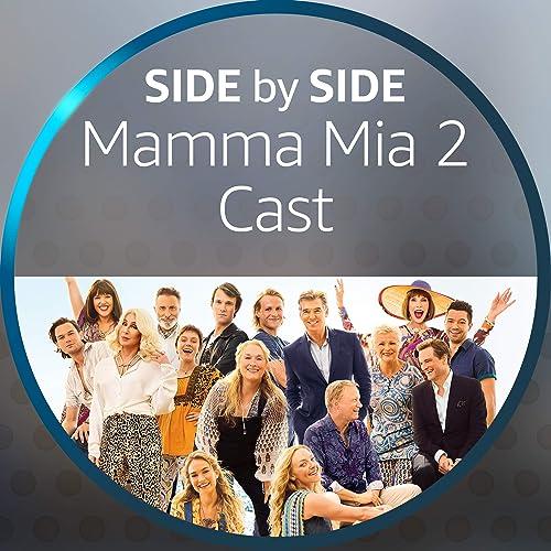 79d36821c Side by Side with the Mamma Mia 2 Cast by Alexa Davies, Pierce ...