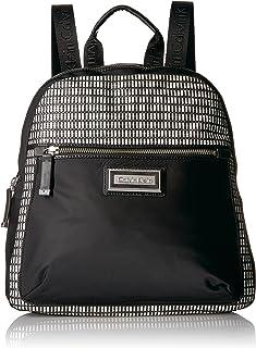 Calvin Klein Belfast Key Item Raffia Backpack