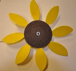 Full Bloom Spinning Daisy, Sunflower (x6 case)