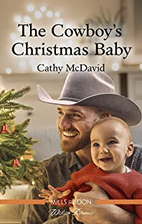 The Cowboy's Christmas Baby (The Sweetheart Ranch)