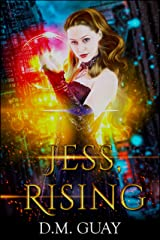 Jess, Rising: A teen psychic mystery romance series (Guardians of Salt Creek Book 1) Kindle Edition