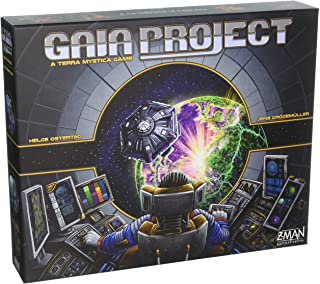 Gaia Project a Terra Mystica Game Strategy Game
