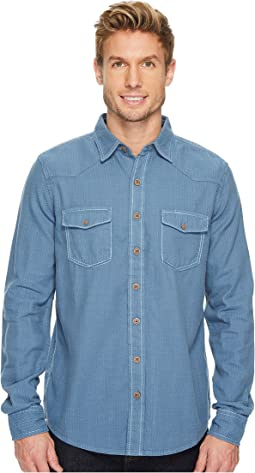 Ecoths - Fielding Long Sleeve Shirt