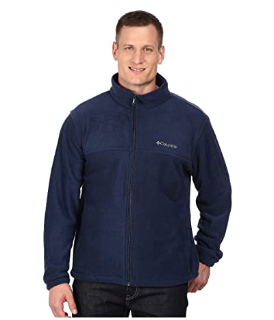 Columbia Big Tall Steens Mountaintm Full Zip 2.0 Jacket (Collegiate Navy) Men