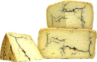 Moliterno Italian Cheese Aged 6 Months with Truffles, Sold by the Pound