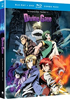 Divine Gate: the Complete Series [Blu-ray] [Import]