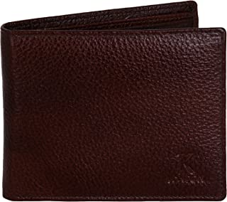 K London Brown Men's Wallet