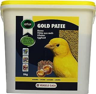 Versele laga Orlux Gold Patee Canary Egg food 5kg
