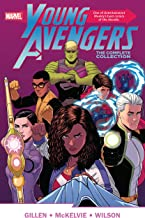 Young Avengers by Gillen & Mckelvie: The Complete Collection (Young Avengers (2013))