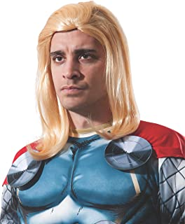 Rubie's Men's Marvel Universe Adult Thor Wig, Multi, One Size