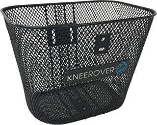 Knee Walker Basket Accessory - Replacement Part with Quick Release - INCLUDES ATTACHMENT BRACKET - Compatible with Most Knee Scooters