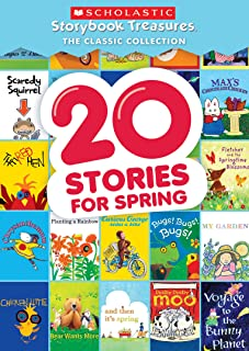 20 Stories for Spring Scholastic Classics