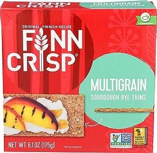 Finn Crisp Crispbread, Multigrain, 6.2-Ounce (Pack of 9)