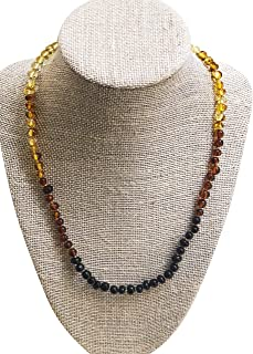 amber necklace for headaches