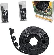 EasyFlex No-Dig Edging Kit, 50-Feet