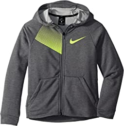 Nike Kids - Dry Training Full-Zip Hoodie (Little Kids/Big Kids)