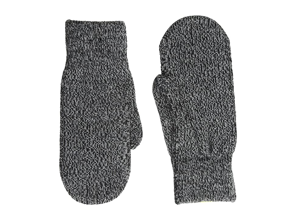 Smartwool Cozy Mitten (Black) Over-Mits Gloves