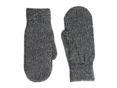 Smartwool Cozy Mitten (Black) Over-Mits Gloves