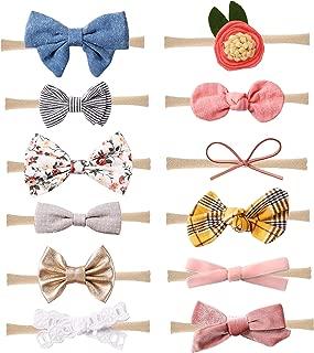newborn nylon headbands