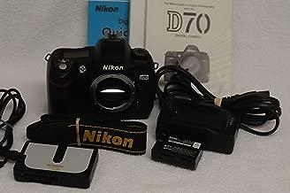 nikon d70 camera