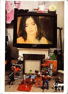 BJORK ON MTV: UNPLUGGED & LIVE 2001 ⓈⒺⒶⓁⒺⒹ BRAND NEW