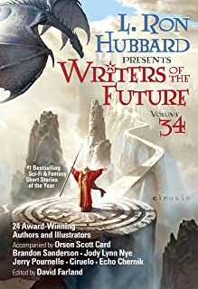 Writers of the Future Vol 34: #1 Bestselling Sci-Fi & Fantasy Short Stories of the Year