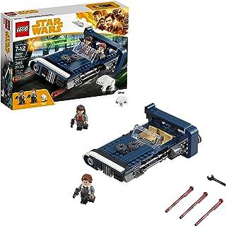 LEGO Star Wars Solo: A Star Wars Story Han Solo'S Landspeeder 75209 Building Kit 345 Pieces Multicolor