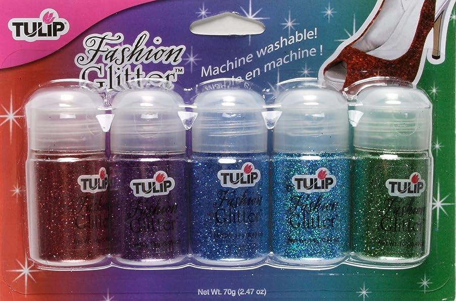 Tulip 5-Pack Fashion Glitter, Multi