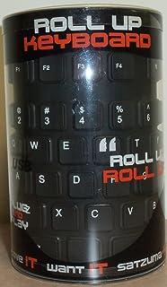 Satzuma Roll Up Keyboard Plug and Play