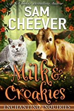 Milk & Croakies (Enchanting Inquiries Book 6) (English Edition)