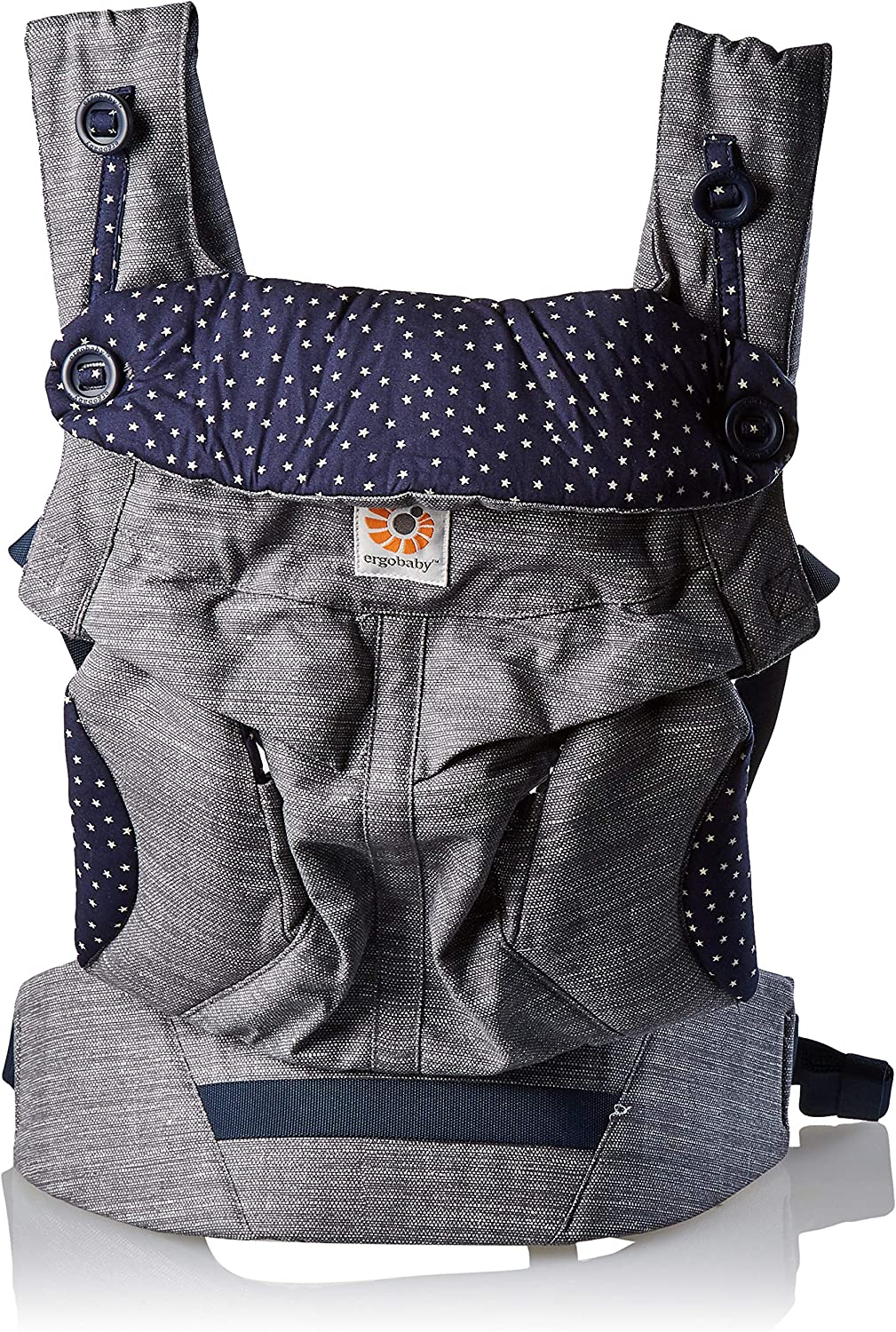 Ergobaby Babydraagzak 360 Sunrise Star Dust