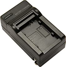 STK's Canon BP-808 Battery Charger - for Canon BP-807, BP-808, BP-809, BP-819, BP-827 camcorder batteries and these Canon Camcorders: Canon XA10, Vixia HF G10, HF M40, HF M41, HF200, HF S21, HF10, HF20, HF M400, HF S200, HF100, HF S100, HF S30, HF S20, HG20, HF S10, HF11, HG21, HF G20, HF S11, HF M300, HF M31, HF M30, Canon FS100, FS200, FS300, FS10, FS11, FS31, FS21, FS22, FS21, Canon Legria HF S200, HF200, HF S100, CG-800