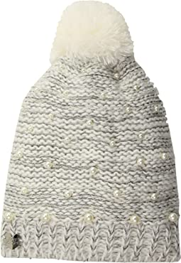 Betsey Johnson - Cascading Pearls Beanie