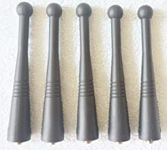 5 X 800MHz Short Antenna Compatible For Motorola GTX XTS 2500 3000 3500 5000 HT1000 HT2000 etc Two Way Radio Walkie Talkie 3.5