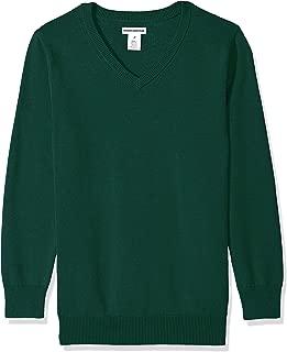 Boys' Uniform V-Neck Sweater
