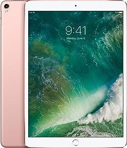 Apple iPad Pro 10.5in (2017) 64GB, Wi-Fi - Rose Gold (Renewed)