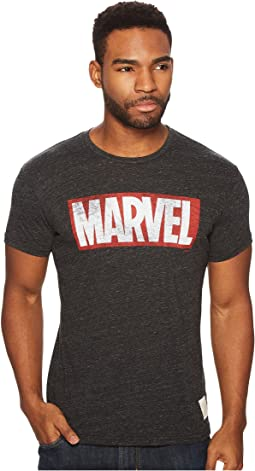 Marvel Short Sleeve Tri-Blend Tee
