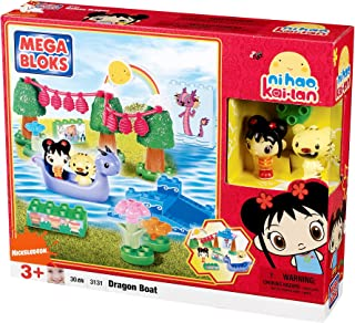 Mega Bloks Dragon Boat