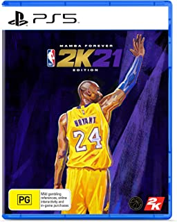 NBA 2K21 Mamba Forever Edition - PlayStation 5