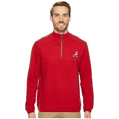 Tommy Bahama Alabama Crimson Tide Collegiate Campus Flip Sweater (University Of Alabama) Men