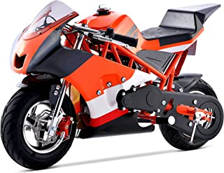 2018 Mini Gas Pocket Bike On 40cc (Orange)