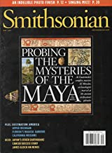 Smithsonian May 2011 Magazine PROBING THE MYSTERIES OF THE MAYA