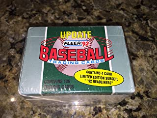 1992 Fleer Update Factory Sealed Set Piazza RC! PSA 10? RARE Box! Kent Wakefield