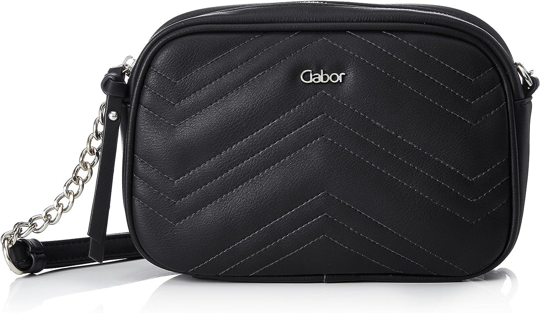 Gabor Umhängetasche Damen Rea, 6x14.5x22 cm, Damen Handtasche B0796HG9ZS  Bekannt für seine schöne Qualität