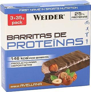 Amazon.es: barritas proteinas