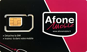 Somfy 2401454 Afone Sim Card for Alarm System Protexiom GSM