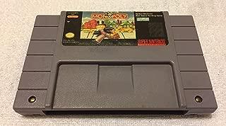SNES Monopoly Super Nintendo Game Cartridge 1992