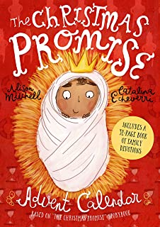The Christmas Promise Advent Calendar: Includes 32-page book of family devotions (Tales that Tell the Truth)